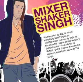 mixer-shaker